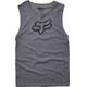 Fox Enduro Muscle Tank Juniors Heather Grey
